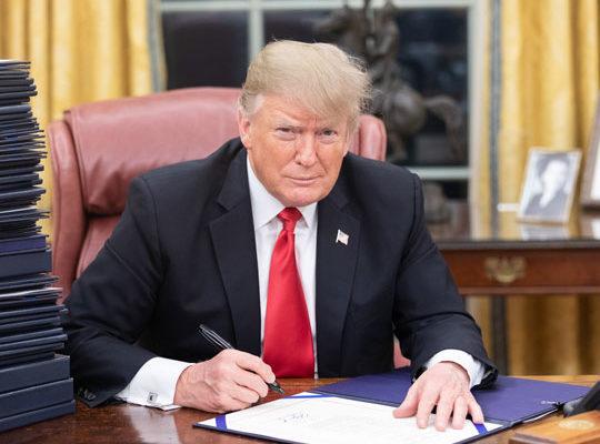 Los indultos de Trump dan asco.