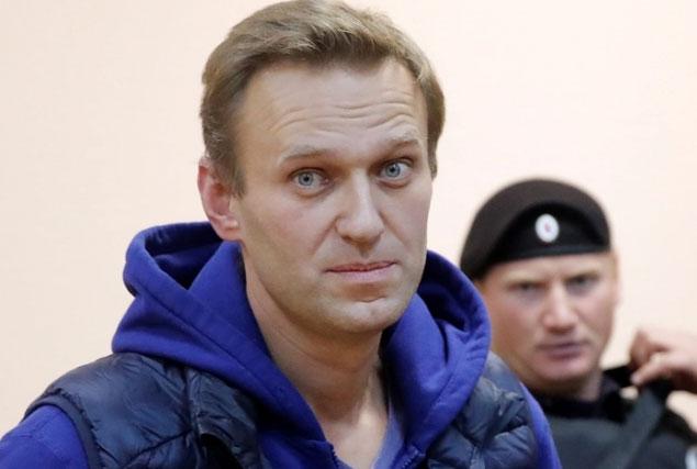Navalny se enfrenta a cargos de fraude si regresa a Rusia